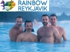 Gay Rainbow Reykjavik, Iceland