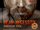 Bear Necessity - Kingsday - Gay Party