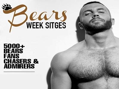 Sitges Bears Week 2015